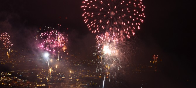 Silvester in Funchal