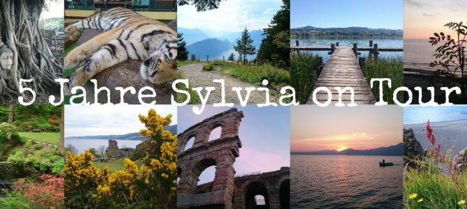 5 Jahre Sylvia on Tour